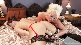 was specially oiled brunette rides dildo charming idea sorry, that